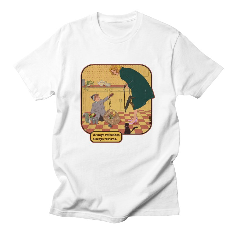 Always refreshes Men's T-Shirt by · STUDI X-LEE ·
