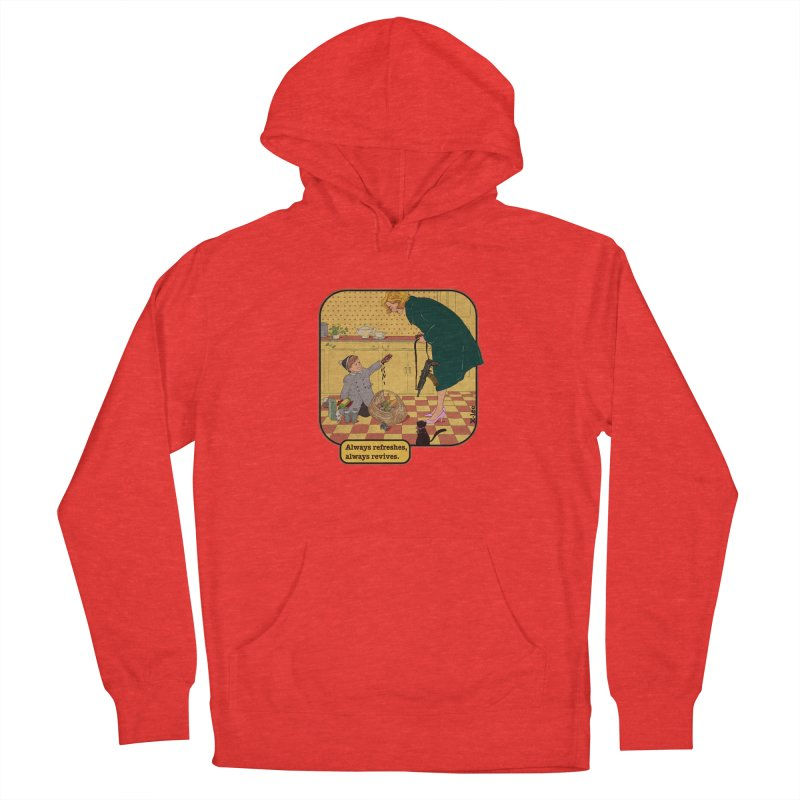 Always refreshes Men's Pullover Hoody by · STUDI X-LEE ·