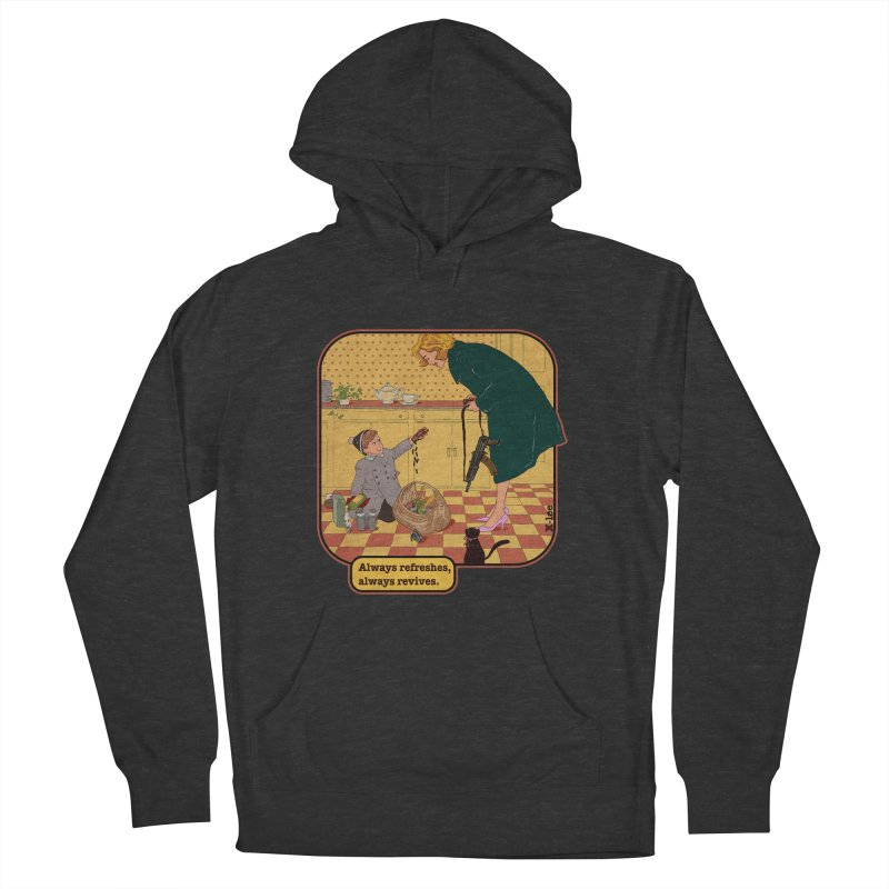 Always refreshes Men's French Terry Pullover Hoody by · STUDI X-LEE ·