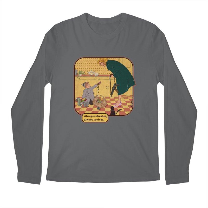 Always refreshes Men's Longsleeve T-Shirt by · STUDI X-LEE ·