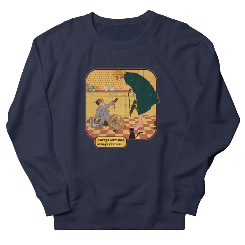 Always refreshes Women's Sweatshirt by · STUDI X-LEE ·