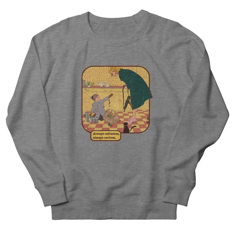 Always refreshes Men's Sweatshirt by · STUDI X-LEE ·