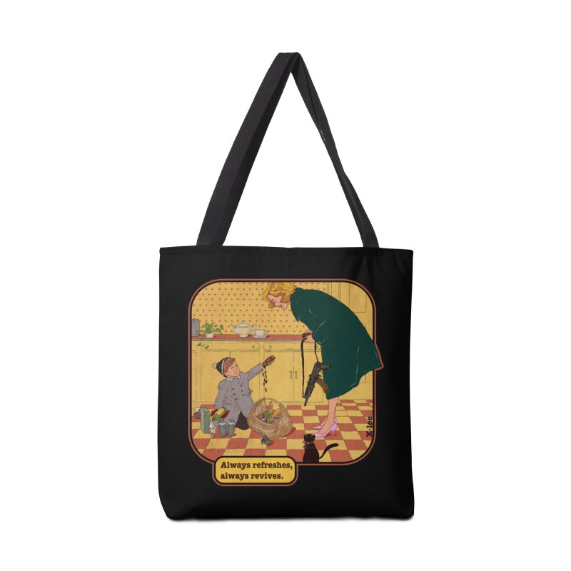 Always refreshes Accessories Tote Bag Bag by · STUDI X-LEE ·