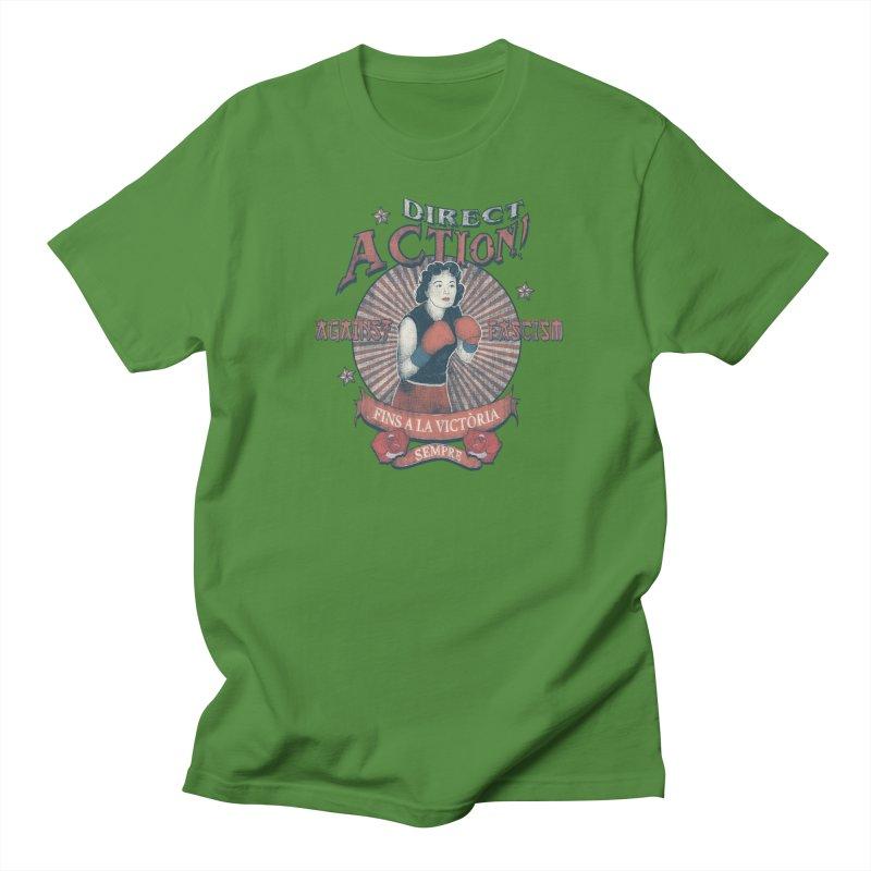 Agains Fascisn Men's T-Shirt by · STUDI X-LEE ·