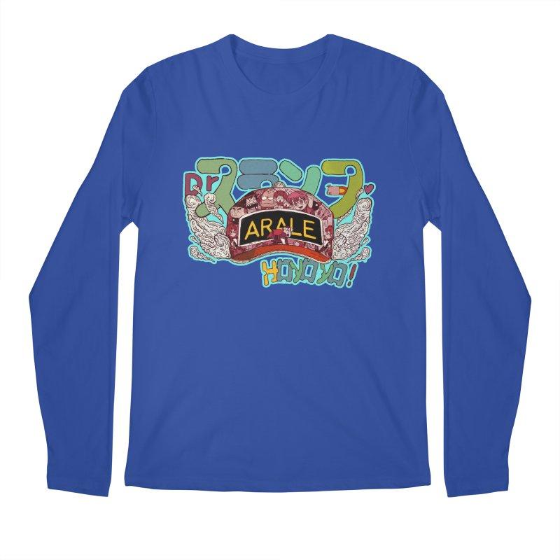 Arare Men's Regular Longsleeve T-Shirt by · STUDI X-LEE ·