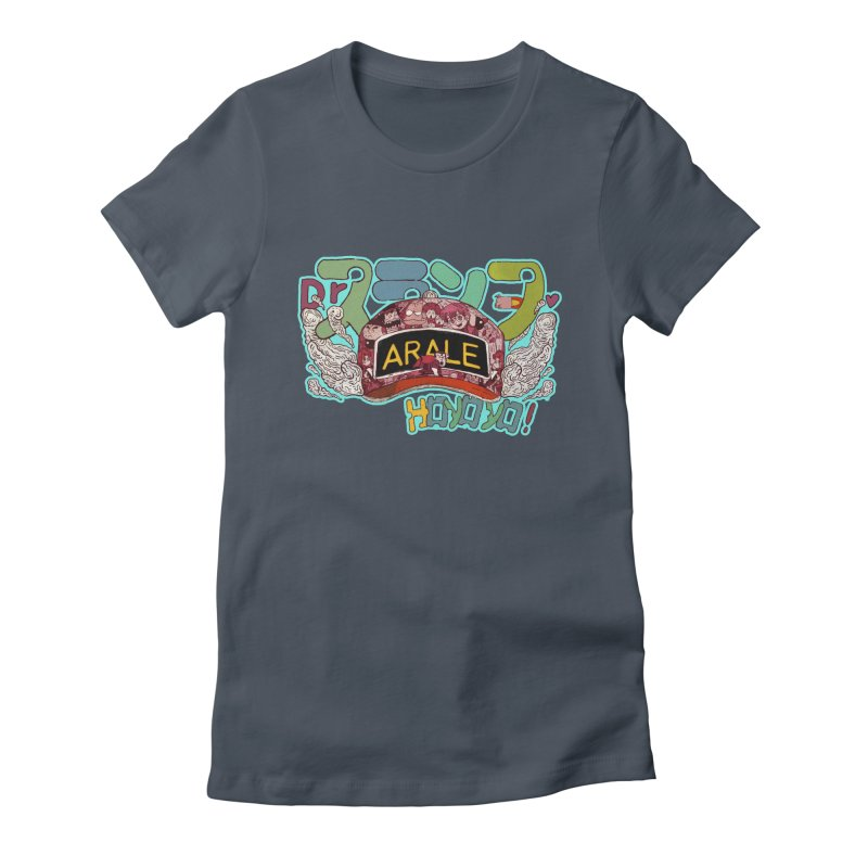 Arare Women's T-Shirt by · STUDI X-LEE ·