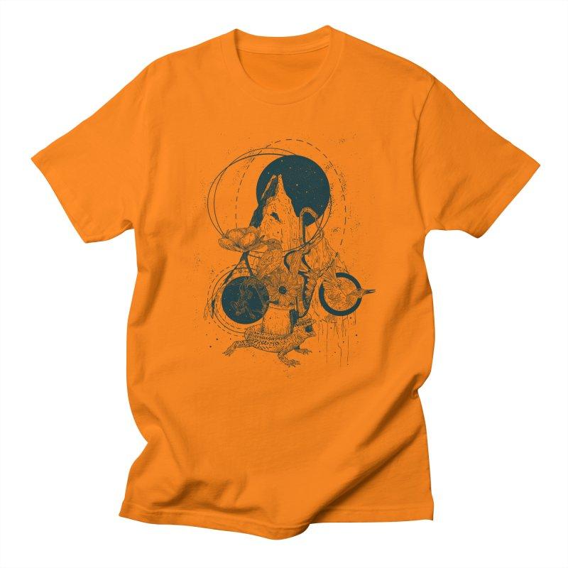 Sargantana Men's Regular T-Shirt by · STUDI X-LEE ·