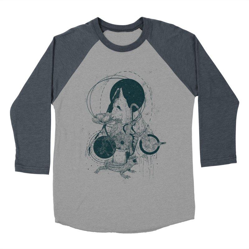 Sargantana Men's Baseball Triblend Longsleeve T-Shirt by · STUDI X-LEE ·