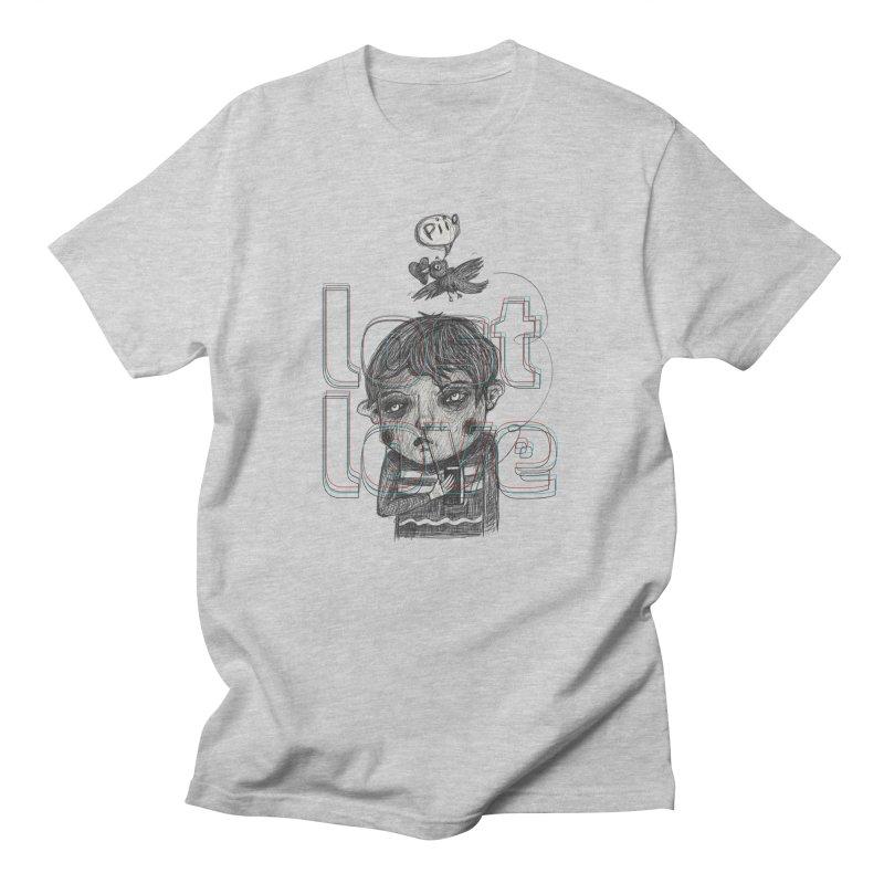 Lost Love Men's Regular T-Shirt by · STUDI X-LEE ·