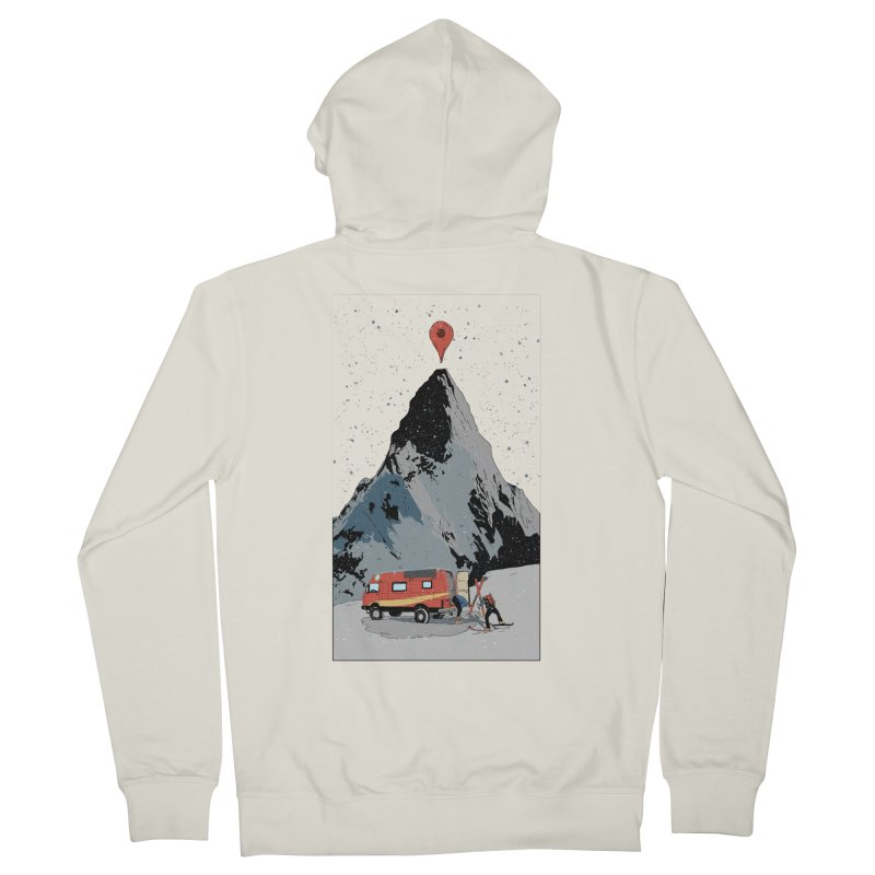 Unlimited Men's French Terry Zip-Up Hoody by · STUDI X-LEE ·