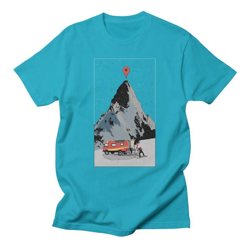 Unlimited Men's T-Shirt by · STUDI X-LEE ·