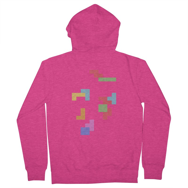 Classic Game Women's French Terry Zip-Up Hoody by INK. ALPINA