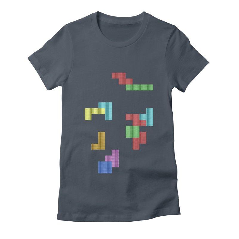 Classic Game Women's T-Shirt by · STUDI X-LEE ·
