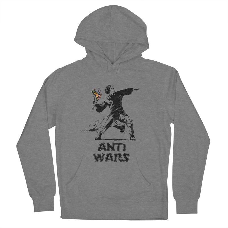 Anti Wars Women's Pullover Hoody by · STUDI X-LEE ·