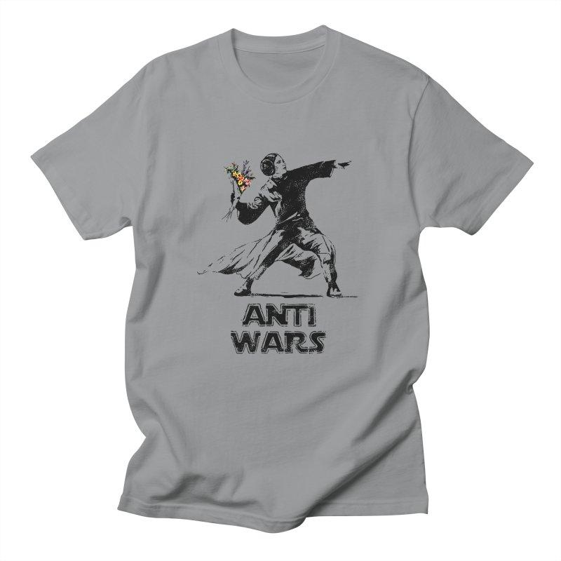 Anti Wars Men's T-Shirt by · STUDI X-LEE ·