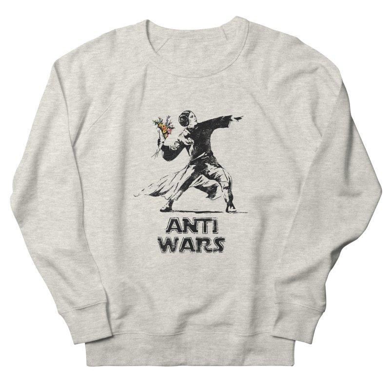 Anti Wars Women's Sweatshirt by · STUDI X-LEE ·