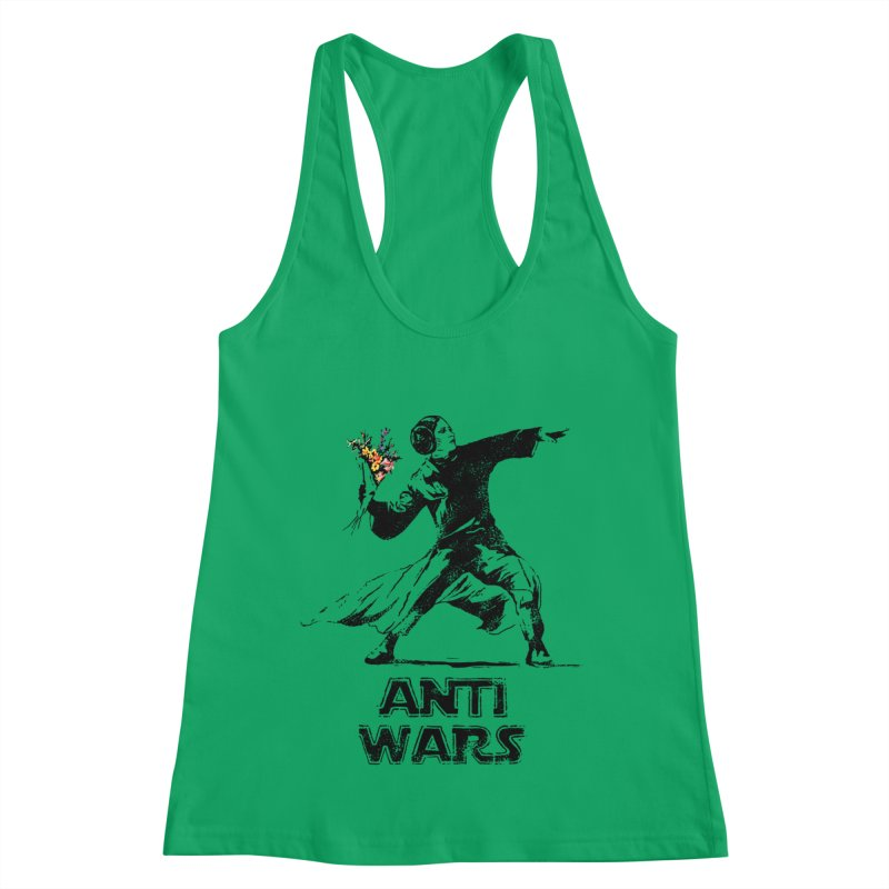 Anti Wars Women's Tank by · STUDI X-LEE ·