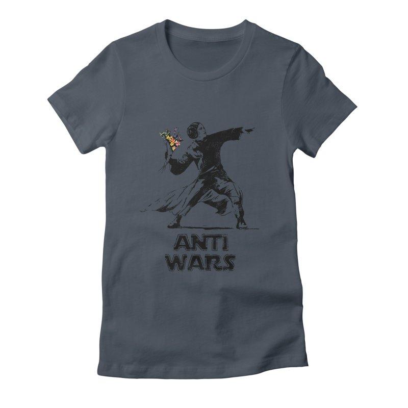 Anti Wars Women's T-Shirt by · STUDI X-LEE ·