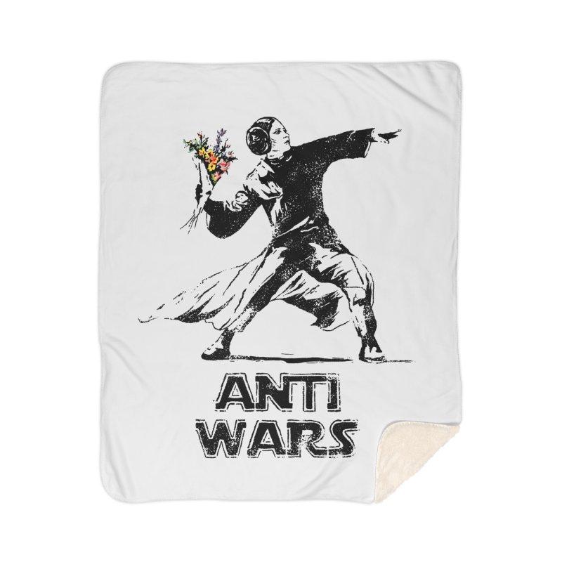 Anti Wars Home Blanket by · STUDI X-LEE ·