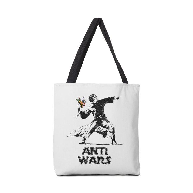 Anti Wars Accessories Tote Bag Bag by · STUDI X-LEE ·
