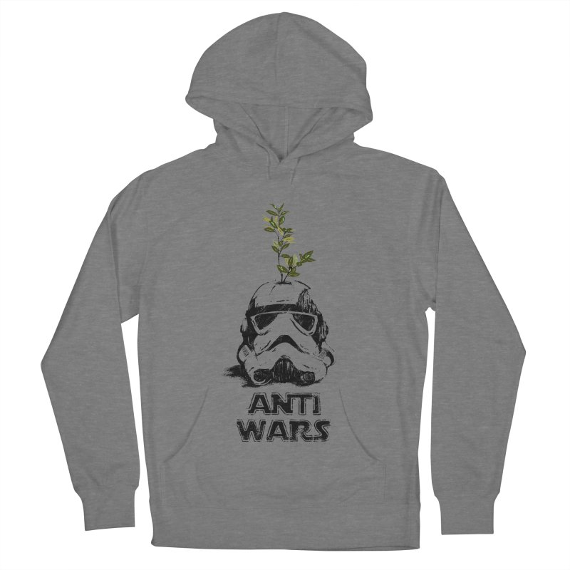 Anti Wars Serie Women's Pullover Hoody by · STUDI X-LEE ·