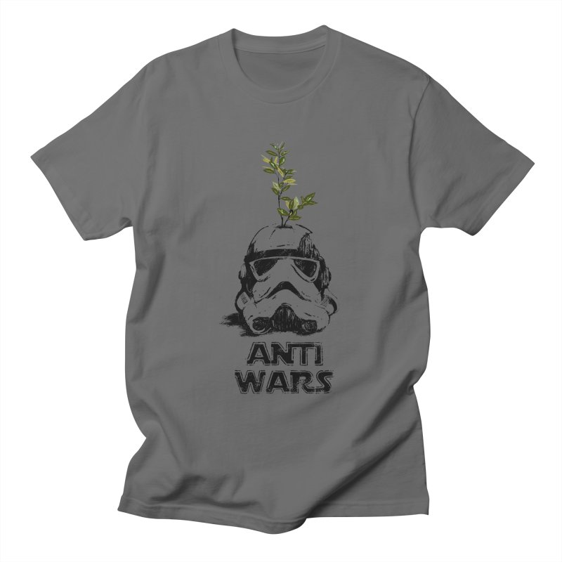 Anti Wars Serie Men's T-Shirt by · STUDI X-LEE ·