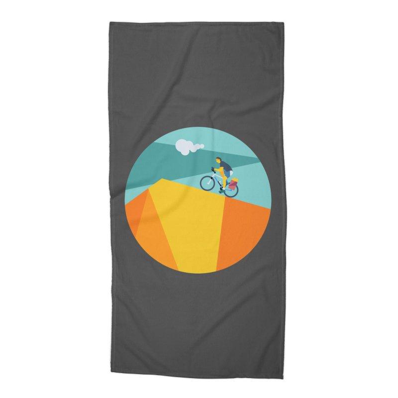 Ciclista Accessories Beach Towel by · STUDI X-LEE ·