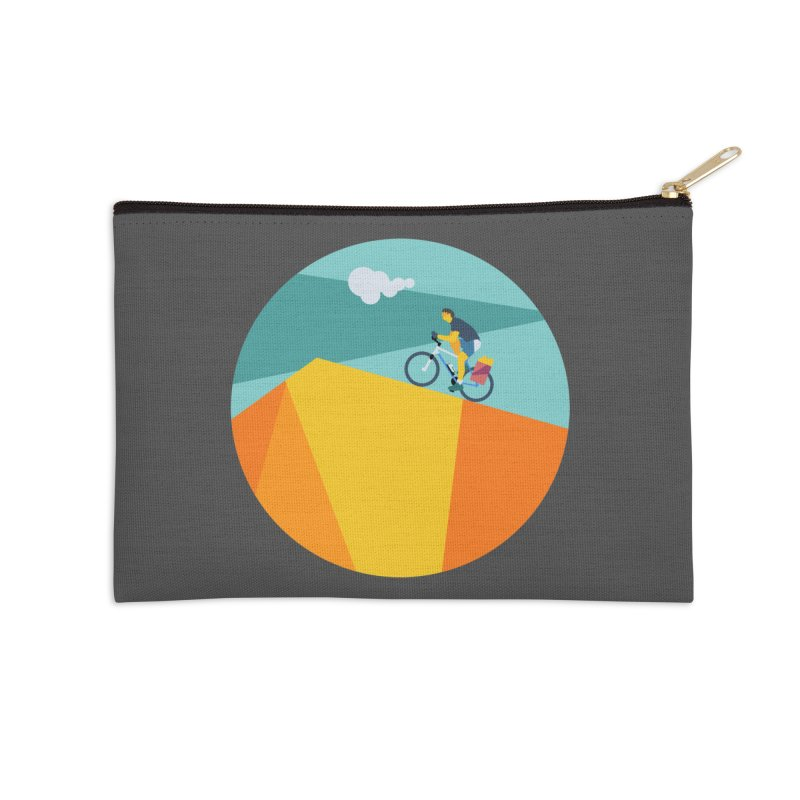 Ciclista Accessories Zip Pouch by · STUDI X-LEE ·