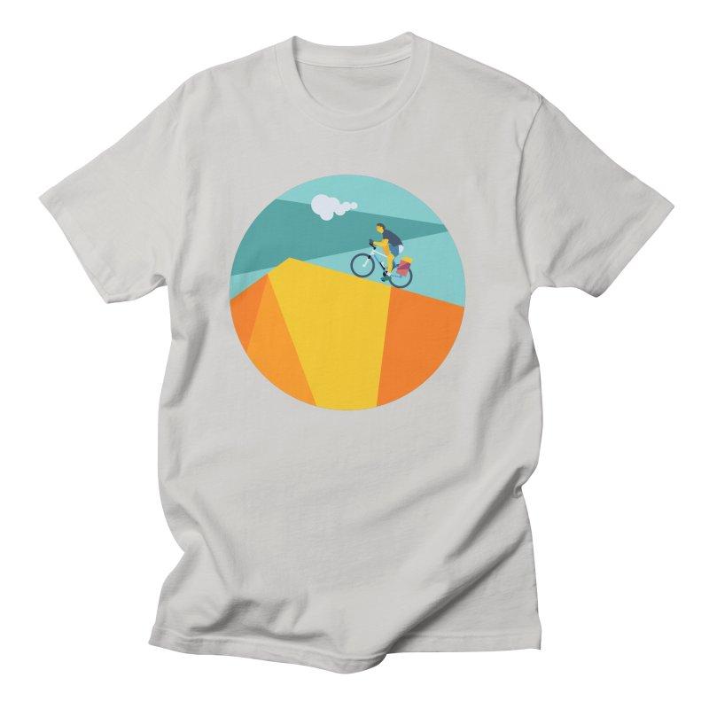 Ciclista Men's Regular T-Shirt by · STUDI X-LEE ·