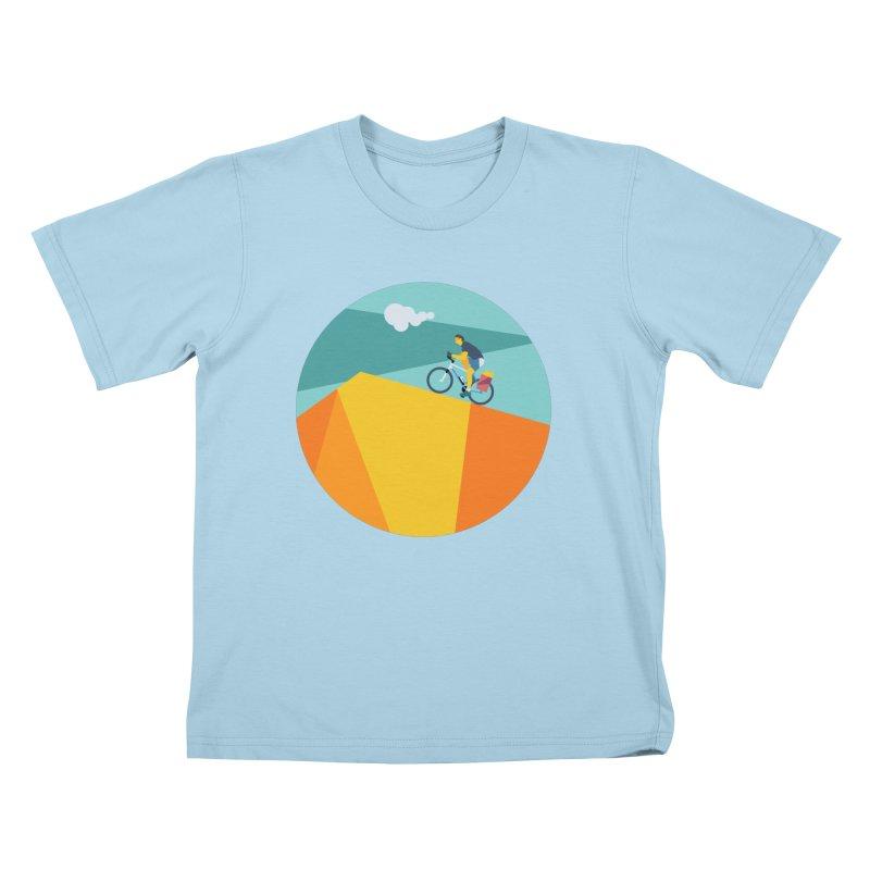 Ciclista Kids T-Shirt by · STUDI X-LEE ·