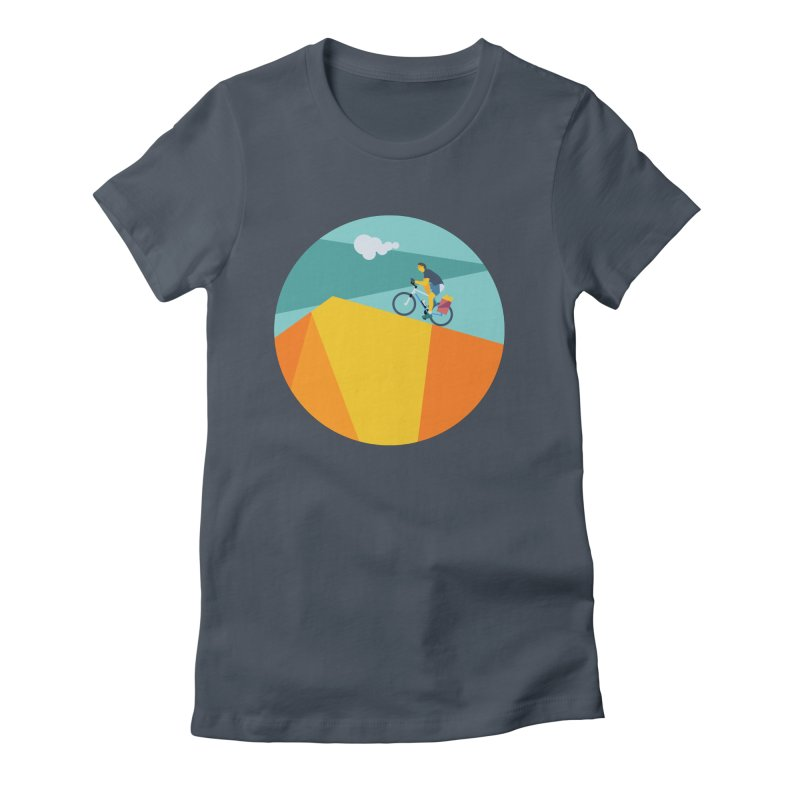 Ciclista Women's T-Shirt by · STUDI X-LEE ·