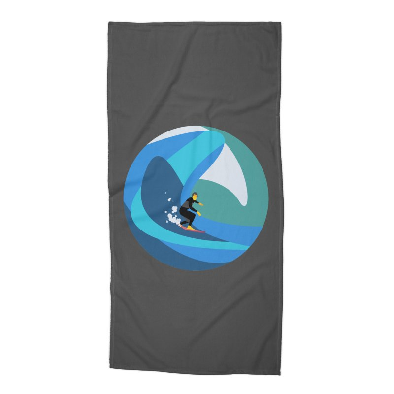 Surfista Accessories Beach Towel by · STUDI X-LEE ·