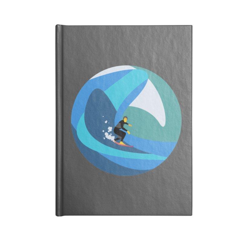 Surfista Accessories Blank Journal Notebook by · STUDI X-LEE ·