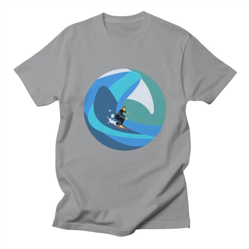 Surfista Men's Regular T-Shirt by · STUDI X-LEE ·