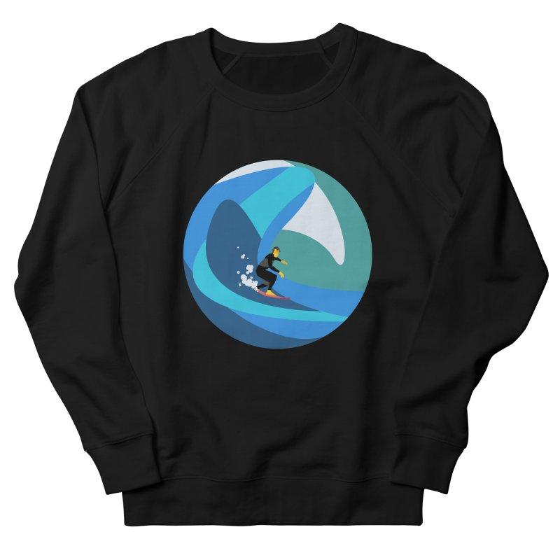 Surfista Men's French Terry Sweatshirt by · STUDI X-LEE ·