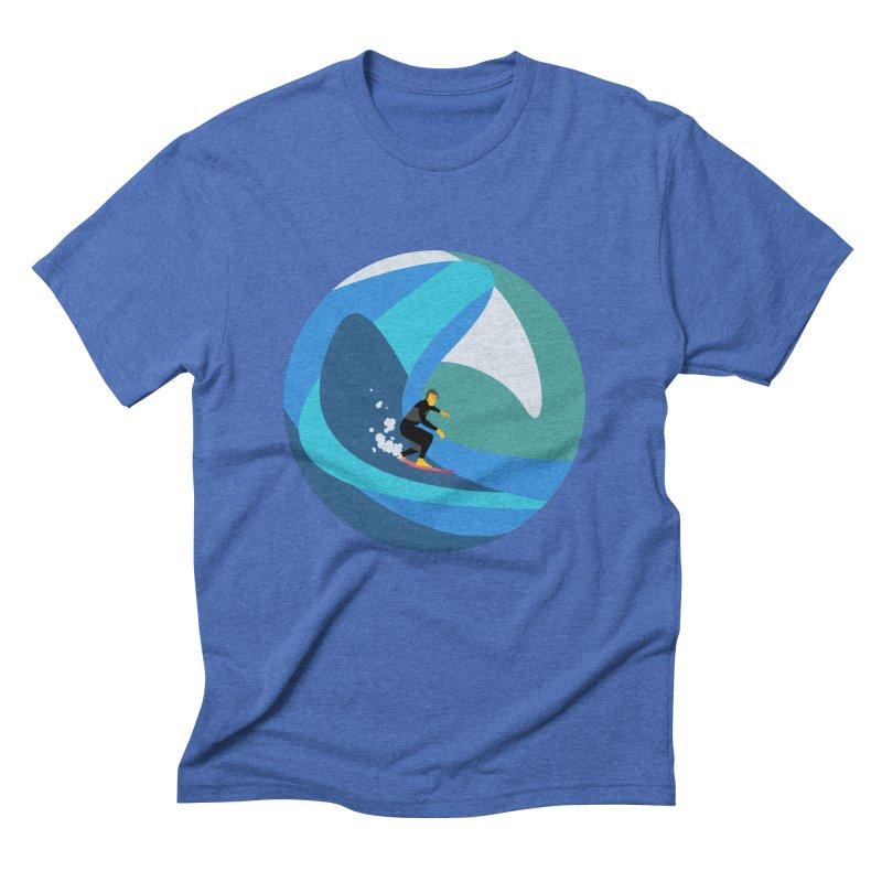Surfista Men's T-Shirt by · STUDI X-LEE ·