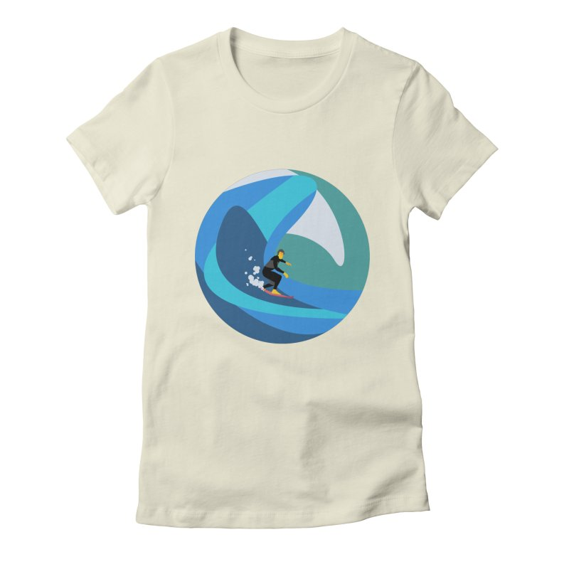 Surfista Women's T-Shirt by · STUDI X-LEE ·