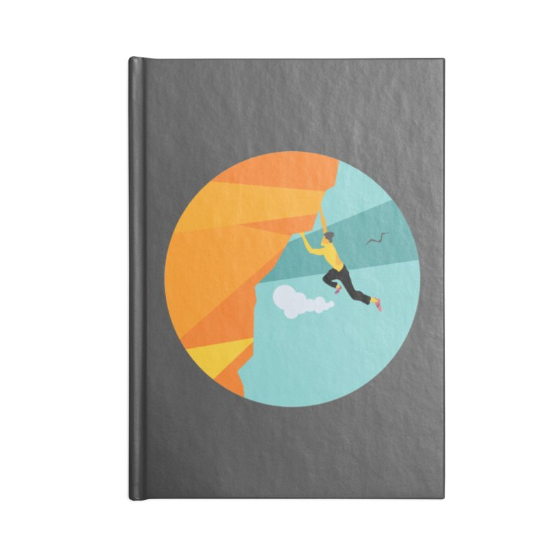 Escalador Accessories Blank Journal Notebook by · STUDI X-LEE ·