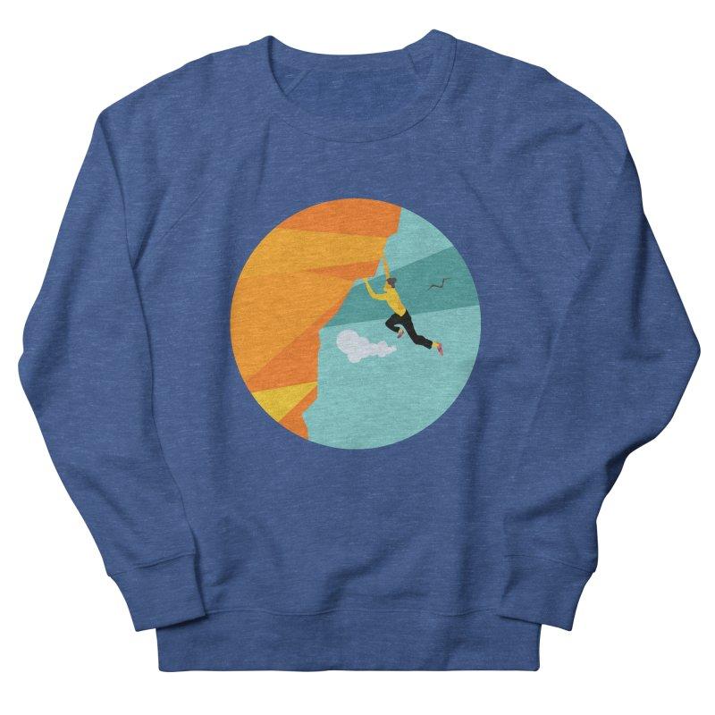 Escalador Men's Sweatshirt by INK. ALPINA
