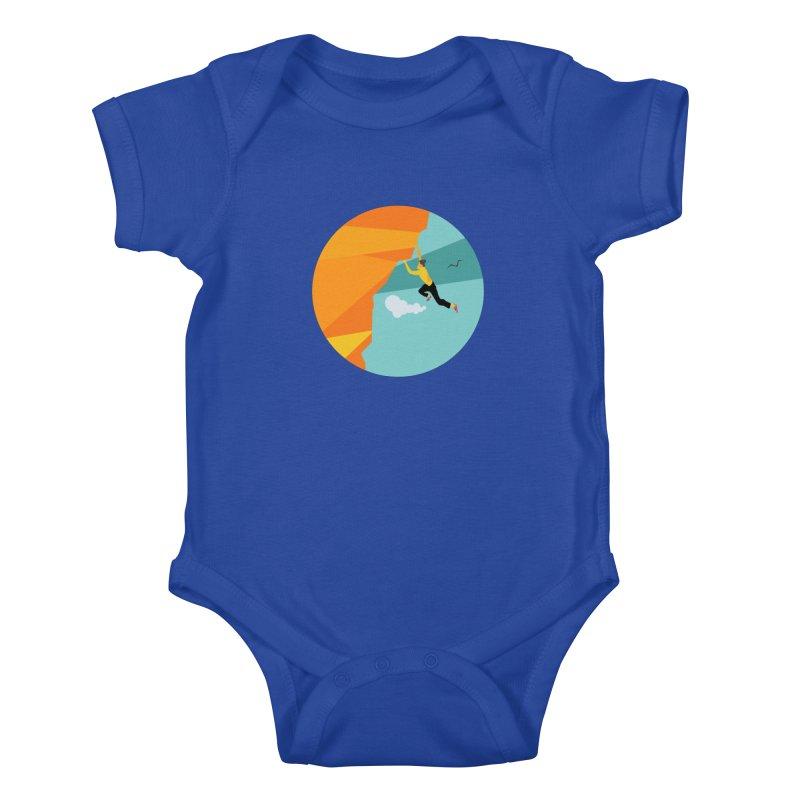 Escalador Kids Baby Bodysuit by · STUDI X-LEE ·