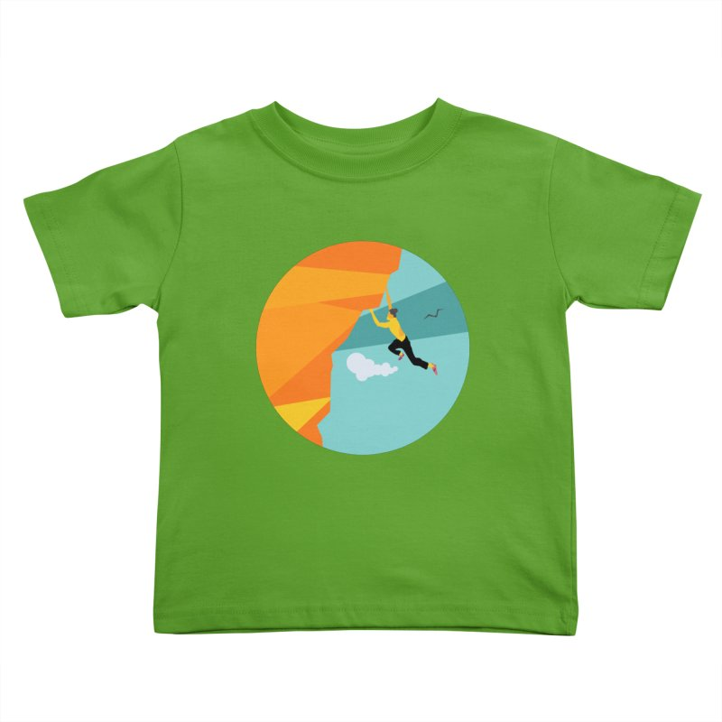 Escalador Kids Toddler T-Shirt by · STUDI X-LEE ·