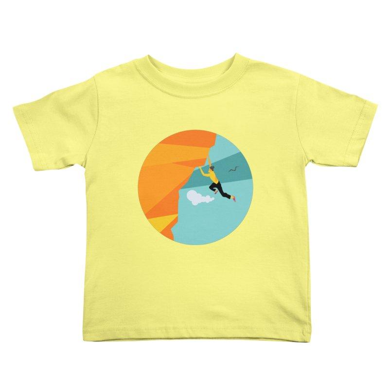 Escalador Kids Toddler T-Shirt by · STUDI X-LEE ·