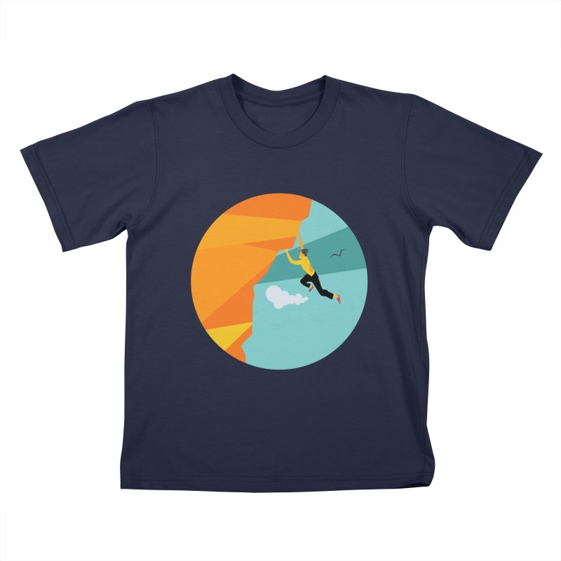 Escalador Kids T-Shirt by · STUDI X-LEE ·