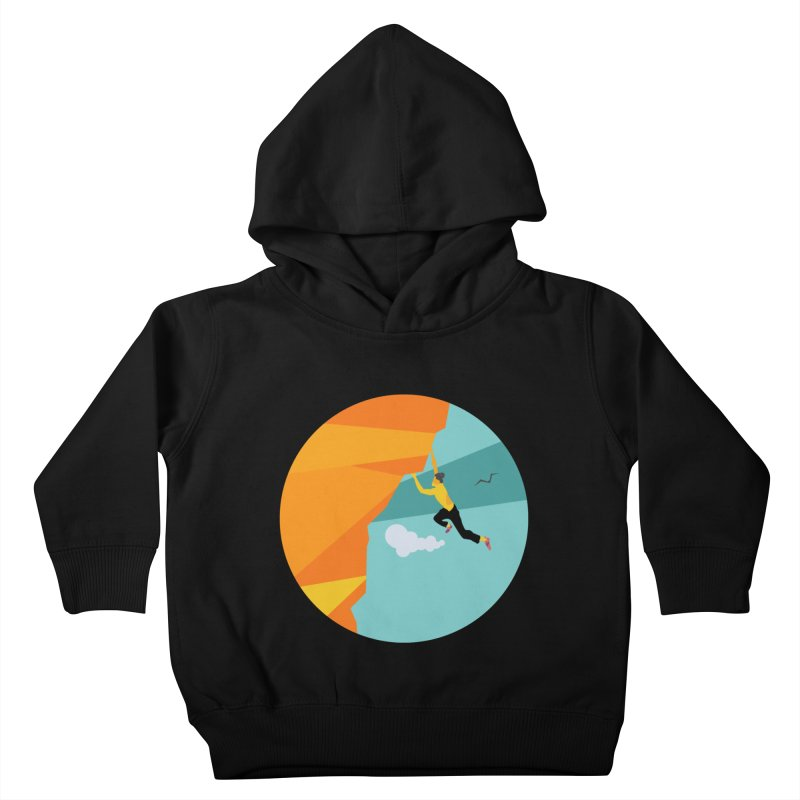 Escalador Kids Toddler Pullover Hoody by INK. ALPINA