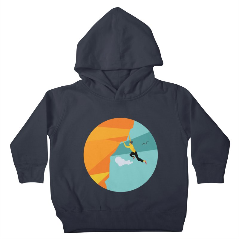 Escalador Kids Toddler Pullover Hoody by · STUDI X-LEE ·