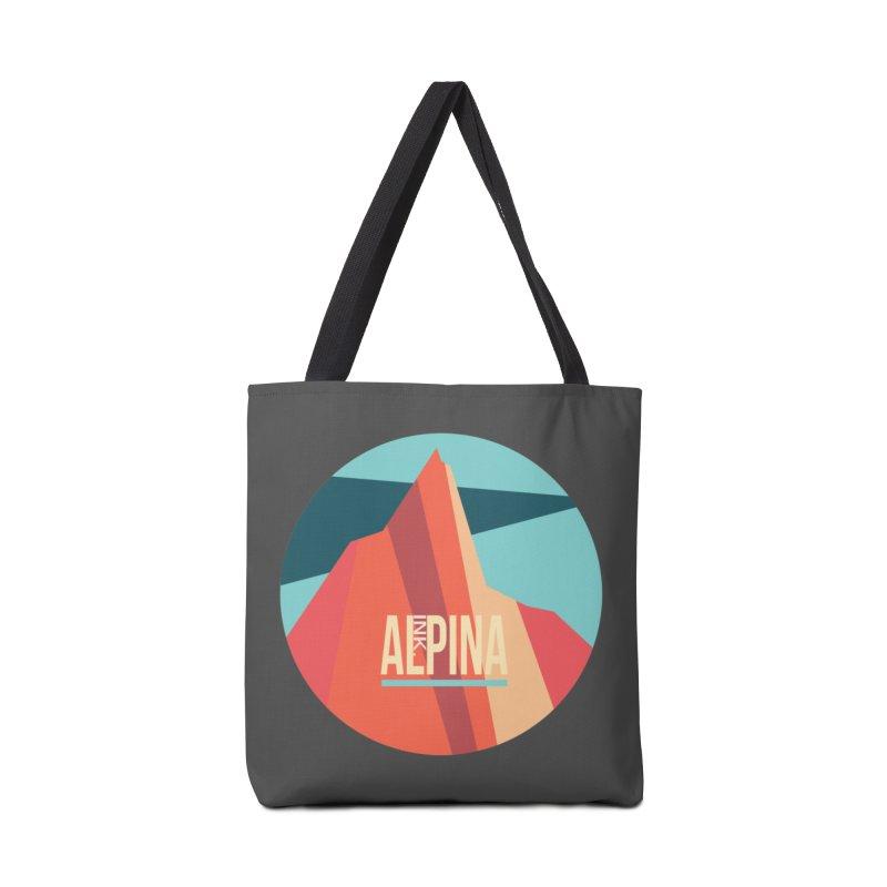 Logo InkAlpina Accessories Tote Bag Bag by · STUDI X-LEE ·