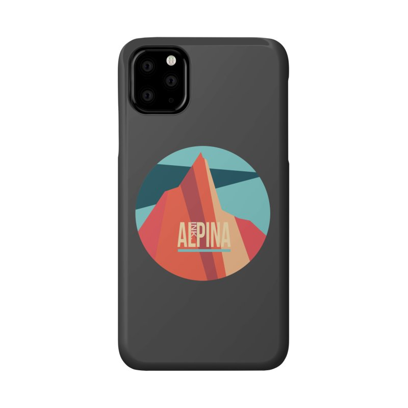 Logo InkAlpina Accessories Phone Case by · STUDI X-LEE ·