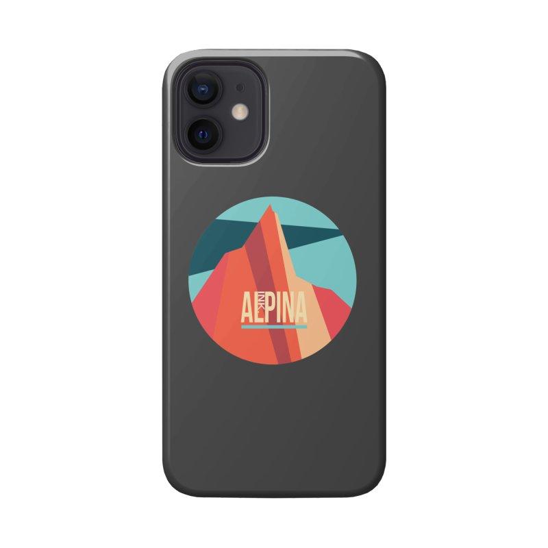 Logo InkAlpina Accessories Phone Case by · STUDI X-LEE ·