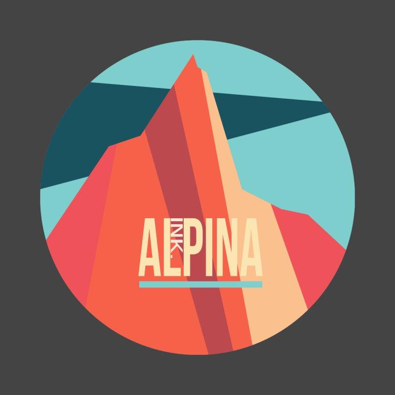 Logo InkAlpina Accessories Mug by · STUDI X-LEE ·