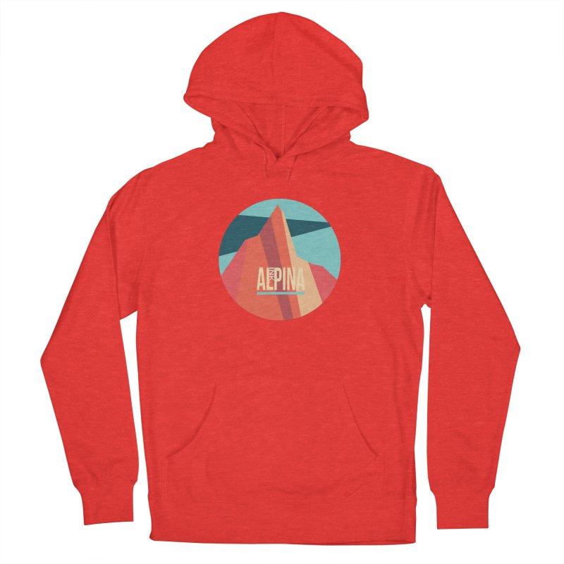 Logo InkAlpina Men's Pullover Hoody by · STUDI X-LEE ·
